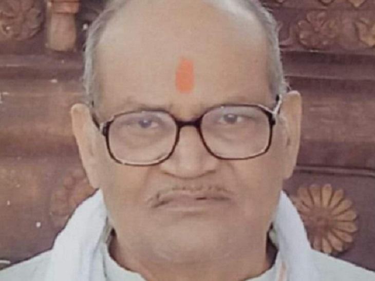 डॉ. खेलन राम जांगड़े का हार्ट अटैक से निधन; 30 साल पहले लोकसभा सदस्य रहे, फिर बिलासपुर से नहीं जीत सकी कांग्रेस|बिलासपुर,Bilaspur - Dainik Bhaskar
