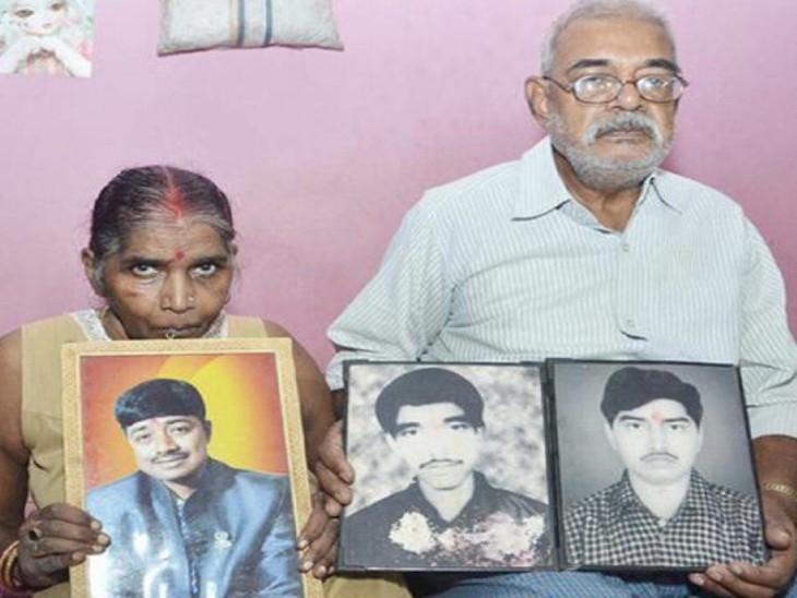 जिस चंदा बाबू के बेटों को एसिड से नहलाया, उसी ने लंबी लड़ाई लड़ कर शहाबुद्दीन को जेल पहुंचाया बिहार,Bihar - Dainik Bhaskar