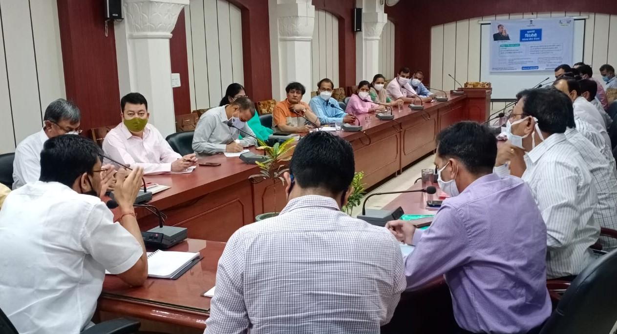 बीकानेर कलक्टर ने दूसरों जिलों से कहा, अब हमारे यहां रेफर नहीं करें कोई भी रोगी, भर्ती की जगह नहीं|बीकानेर,Bikaner - Dainik Bhaskar