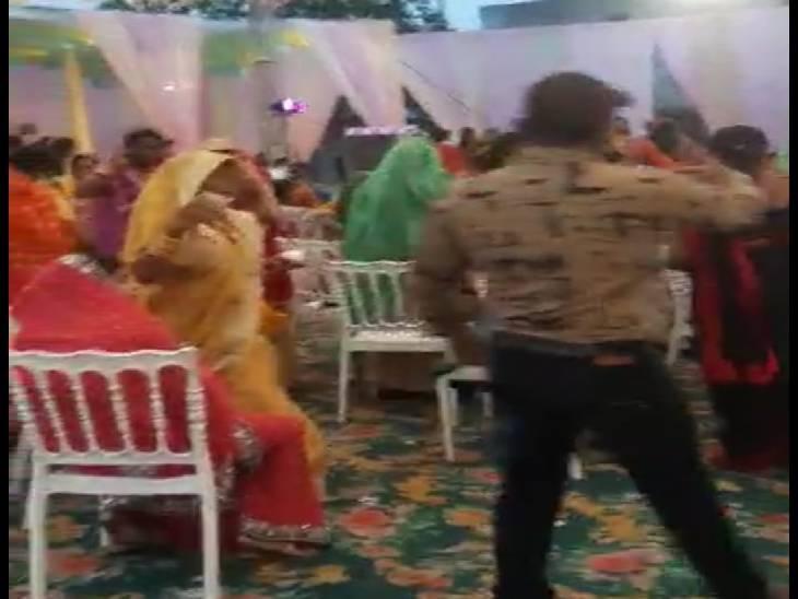 जबलपुर में लॉकडाउन में दो बेटियों की शादी में 400 लोग बुलाए, पुलिस बिन बुलाए ही पहुंच गई; पिता पर FIR|जबलपुर,Jabalpur - Dainik Bhaskar
