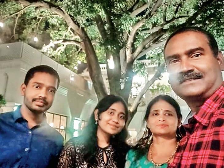 दो साल पहले अटैक आया, डायबिटीज भी थी, कोरोना से लंग्स में 80% इन्फेक्शन हुआ; हिम्मत से परिवार ने जीती जंग|भोपाल,Bhopal - Dainik Bhaskar
