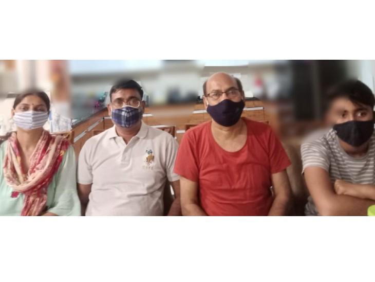 आइसोलेशन पीरियड खुलकर जिया; काढ़ा और काॅफी पीये, स्टीम लेने से भी मिली राहत|हिसार,Hisar - Dainik Bhaskar