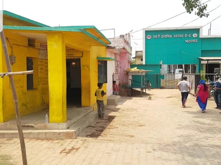 तस्वीर रायपुर की है। इसी केंद्र में टीकाकरण होना है, मगर सुबह से यहां सन्नाटा दिखा।