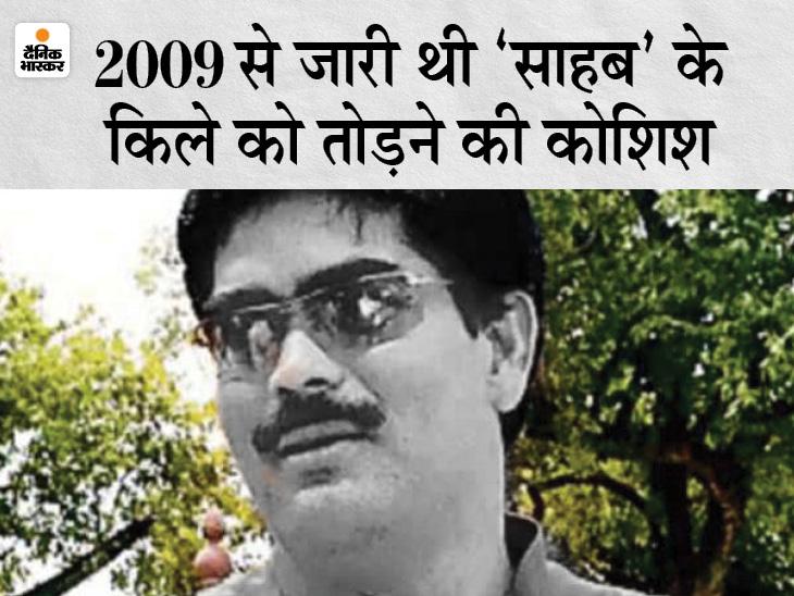 इलाके में 12 वर्षों से JDU-BJP के MP, सत्ता से दूर RJD ने भी 'साहब' को कमजोर किया; अब 5 विधानसभा सीटों पर वोटिंग पैटर्न बदलेगा|बिहार,Bihar - Dainik Bhaskar