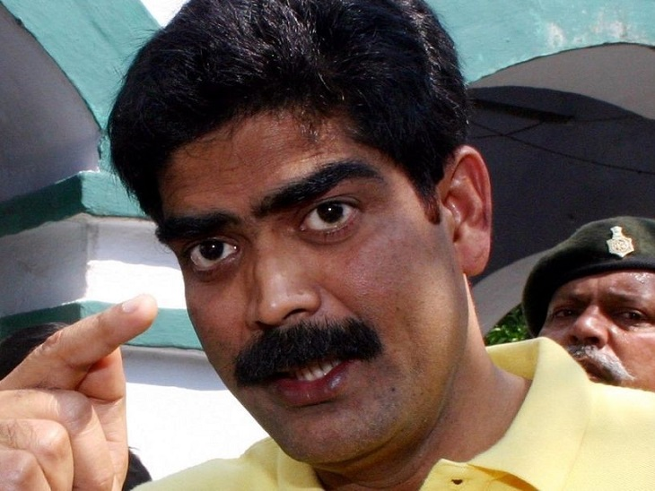 शनिवार की अहले सुबह हत्यारोपी पूर्व सांसद शहाबुद्दीन का दिल्ली के अस्पताल में  निधन हो गया था। - Dainik Bhaskar
