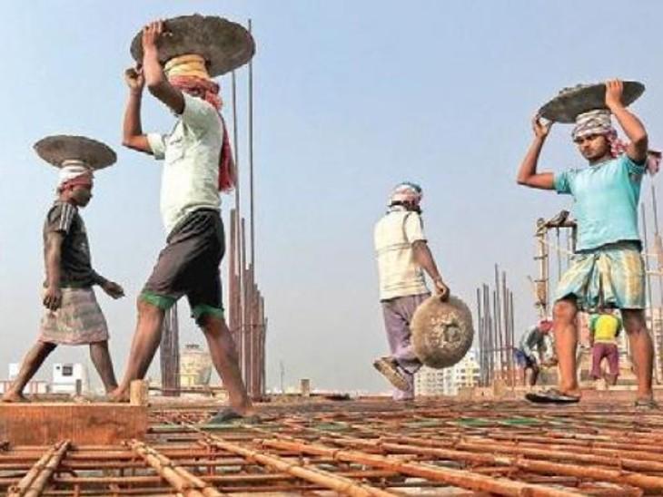 बिहार में 15 लाख 29 हजार 260 लोगों के हुनर को परखा और काम मात्र 3463 को दिया|बिहार,Bihar - Dainik Bhaskar