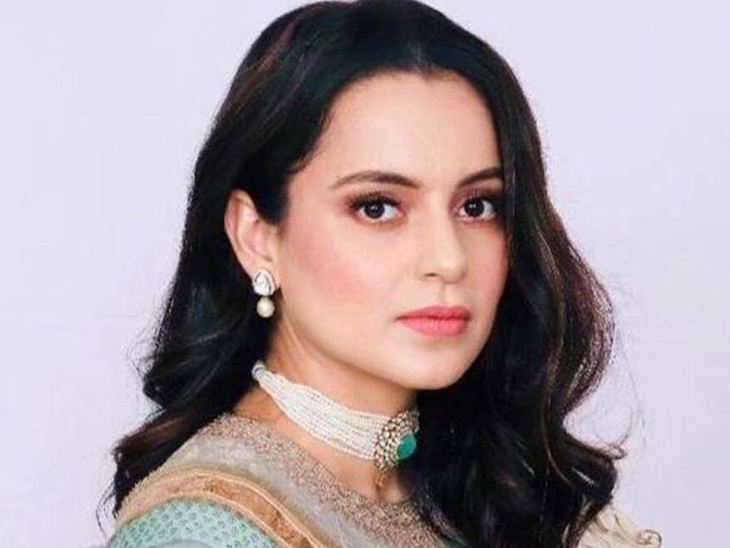 बॉलीवुड में 14 साल पूरे कर चुकीं कंगना रनोट ने कहा- शुरुआत में मेरे साथ बहुत बुरा बर्ताव हुआ, आज भी एक्ट्रेसेस को कमतर आंका जाता है|बॉलीवुड,Bollywood - Dainik Bhaskar