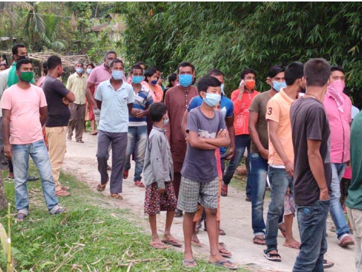 BJP नेता हेमंत बिस्व सरमा का दावा- TMC के हमलों से डरे पार्टी कार्यकर्ता जान बचाने के लिए असम आ रहे|देश,National - Dainik Bhaskar