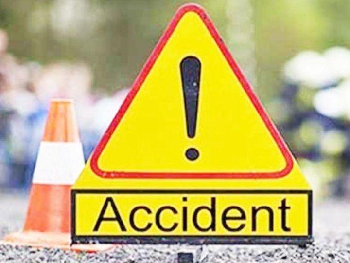 लाहौर से खैबर पख्तून जा रही तेज रफ्तार बस पलटी; 13 यात्रियों की मौत, 25 घायल विदेश,International - Dainik Bhaskar