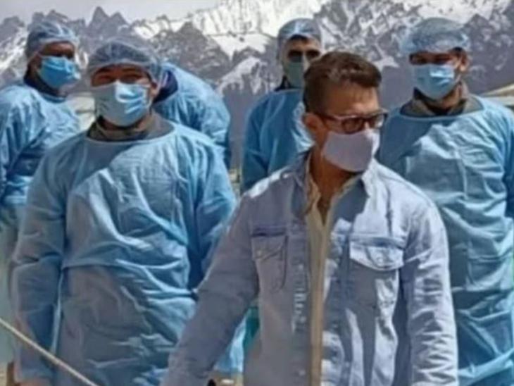 कारगिल में फिल्म के लिए रेकी कर रहे आमिर खान, अगले महीने यहां 100 से ज्यादा जूनियर आर्टिस्टों के साथ शूट किए जाएंगे वॉर सीक्वेंस|बॉलीवुड,Bollywood - Dainik Bhaskar