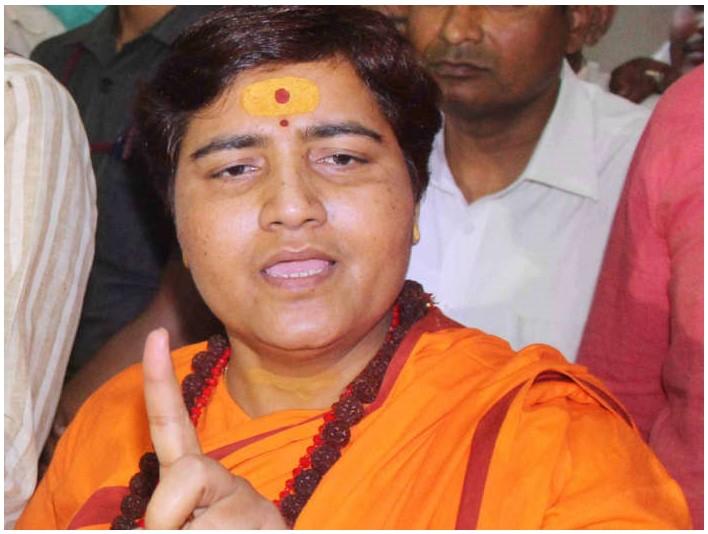 भोपाल सांसद ने कहा- बंगाल में ताड़का की सरकार और मुमताज का लोकतंत्र, वहां राष्ट्रपति शासन लगना चाहिए|मध्य प्रदेश,Madhya Pradesh - Dainik Bhaskar