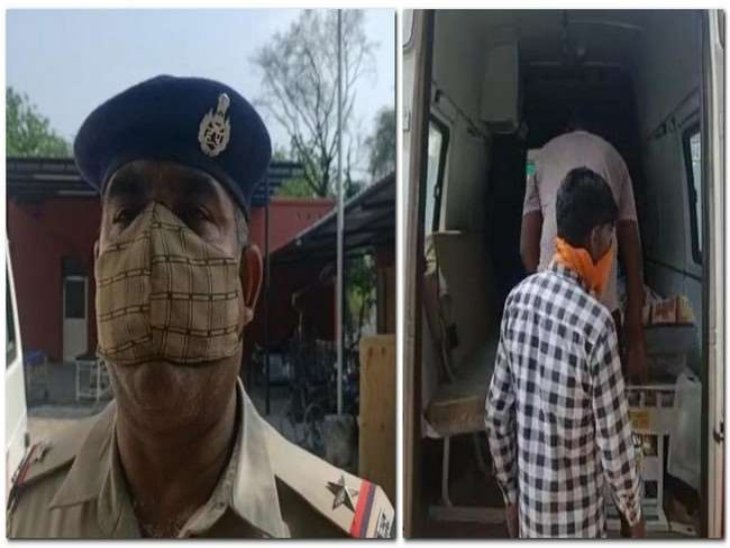 खड़क मंगोली में चाकू से गोदकर 24 साल के युवक को मौत के घाट उतारा, गेट नंबर 3 के पास मिला शव हरियाणा,Haryana - Dainik Bhaskar