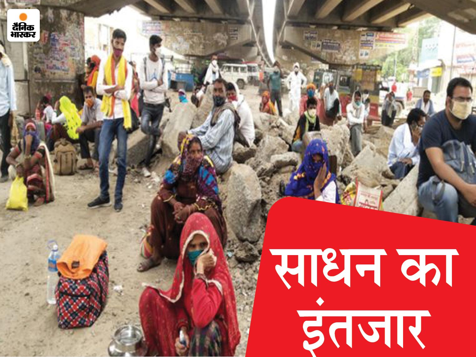 जयपुर, जोधपुर, कोटा सहित 9 जिलों में हो रहीं 70% मौतें, 64 दिन बाद नए मरीजों से ज्यादा हुए रिकवर जयपुर,Jaipur - Dainik Bhaskar