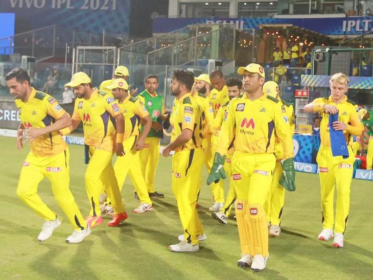 कहा- जब तक सभी साथी सुरक्षित घर नहीं पहुंच जाते, तब तक मैं भी चेन्नई टीम को छोड़कर होटल से नहीं जाऊंगा|IPL 2021,IPL 2021 - Dainik Bhaskar