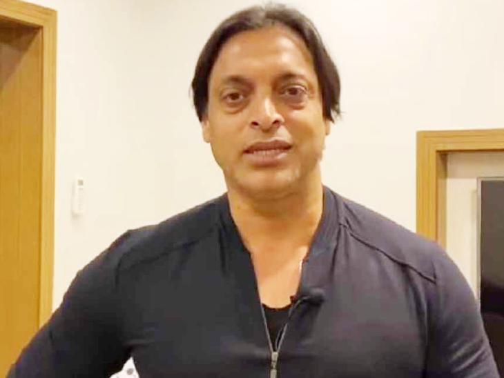 शोएब अख्तर ने कहा- IPL की तरह पाकिस्तान क्रिकेट लीग भी सस्पेंड हो, फिलहाल जान से बढ़कर कुछ नहीं|IPL 2021,IPL 2021 - Dainik Bhaskar