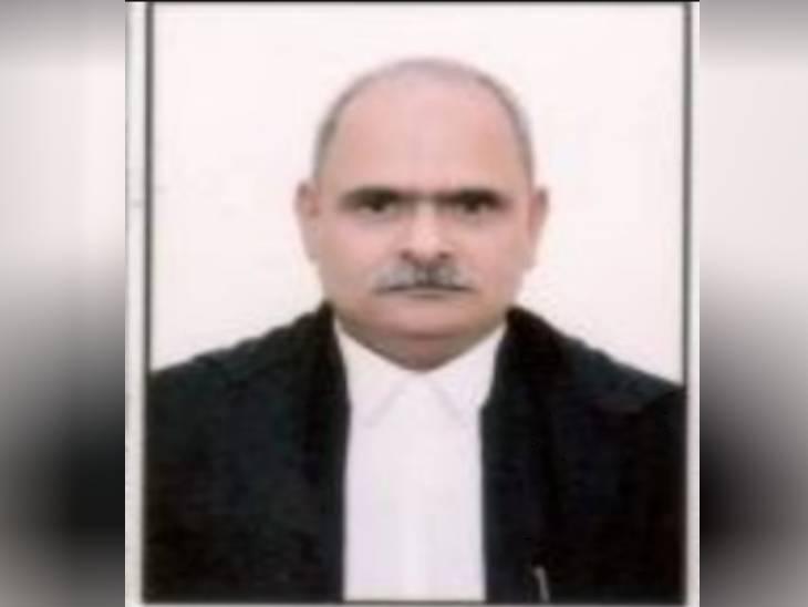 जस्टिस वीके श्रीवास्तव के ओहदे का पतना चलने पर उन्हें PGI में भर्ती कराया गया था।- फाइल फोटो।