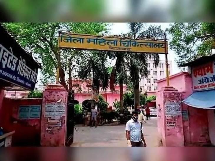 अयोध्या में 13 कंसंट्रेटर से 54 बेडों पर दी जा रही आक्सीजन, 15 दिनों में 100 बेड के बराबर मिलेगी ऑक्सीजन की सप्लाई|लखनऊ,Lucknow - Dainik Bhaskar