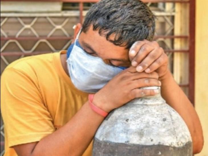 सुप्रीम कोर्ट ने केंद्र सरकार से पूछा तीसरी लहर में अगर बच्चे संक्रमित हुए तो क्या प्लान है|दिल्ली + एनसीआर,Delhi + NCR - Dainik Bhaskar