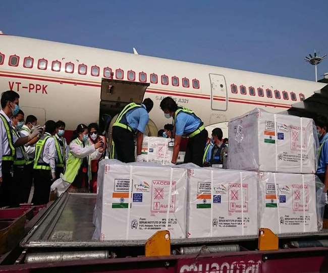 भारत ने 95 देशों को 6 करोड़ से ज्यादा कोरोना वैक्सीन दी, इसलिए मदद के लिए आए 40 देश देश,National - Dainik Bhaskar