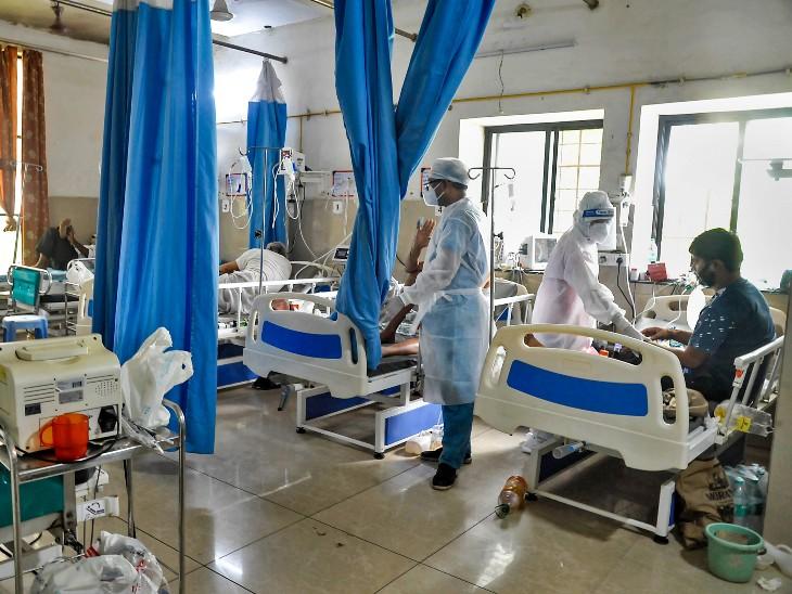 25 दिन में रोज जान गंवाने वाले मरीजों की संख्या 1 हजार से 4 हजार हुई; 24 घंटे में 4.1 लाख नए संक्रमित मिले, रिकॉर्ड 4191 मौतें|देश,National - Dainik Bhaskar