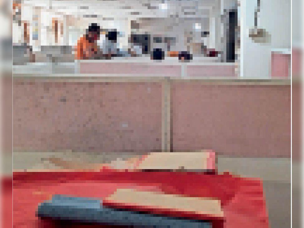 तहसीलदार काम पर लाैटे, मगर पटवारियों की हड़ताल जारी; एफिडेविट, सर्टिफिकेट व असलहों के अप्रूवल के काम ठप|जालंधर,Jalandhar - Dainik Bhaskar