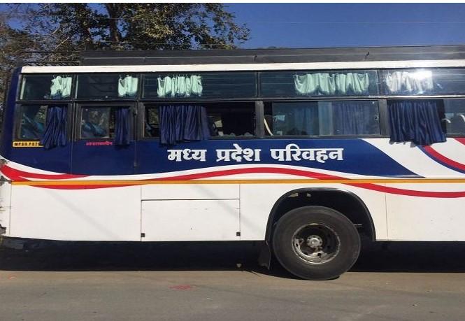 मध्यप्रदेश और राजस्थान के बीच अब 15 मई तक बस नहीं चलेंगी। - प्रतीकात्मक फोटो - Dainik Bhaskar