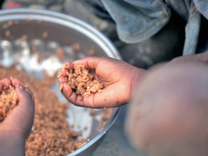 पिछले साल दुनिया के 15 करोड़ लोगों को खाना नसीब नहीं हुआ, एक साल में 2 करोड़ बढ़े; अब और बदतर होंगे हालात|विदेश,International - Dainik Bhaskar