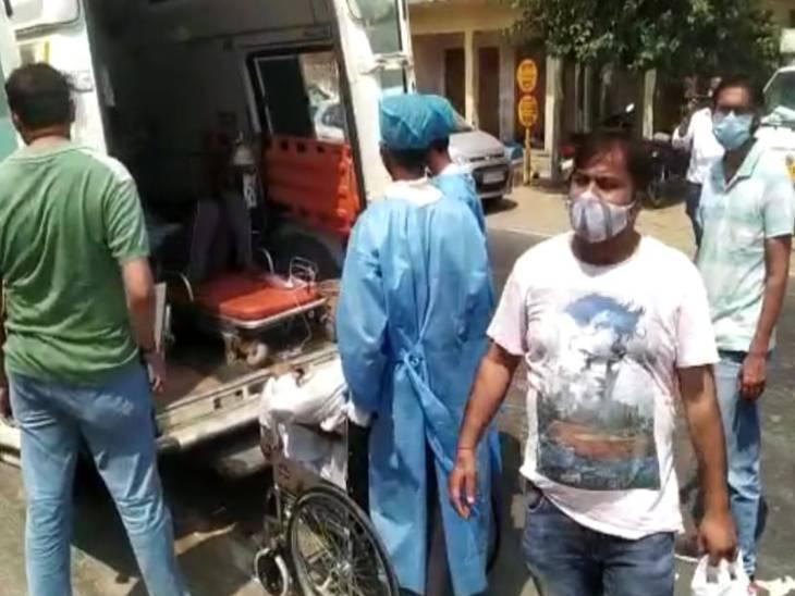कोविड मरीजों से अस्पताल कर रहा था अवैध वसूली, ऑक्सीजन के रुपये भी अलग से ले रहा था; शिकायत के बाद सील हुआ हॉस्पिटल उत्तरप्रदेश,Uttar Pradesh - Dainik Bhaskar
