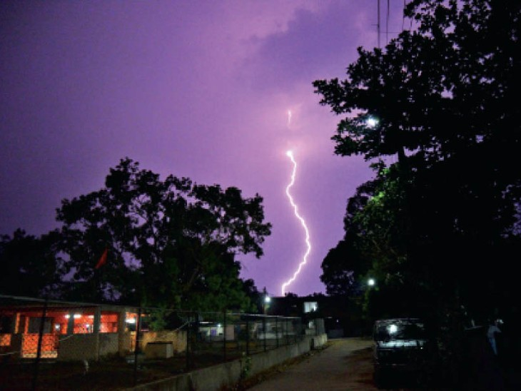 केरल में 1 जून को ही आएगा मानसून, छत्तीसगढ़ में कई जगह बारिश|रायपुर,Raipur - Dainik Bhaskar