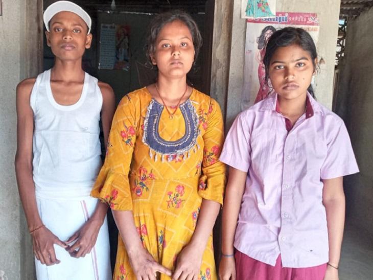 कोविड संक्रमित मां-पिता के मौत के बाद अब इन बच्चों का सहारा कौन बनेगा?