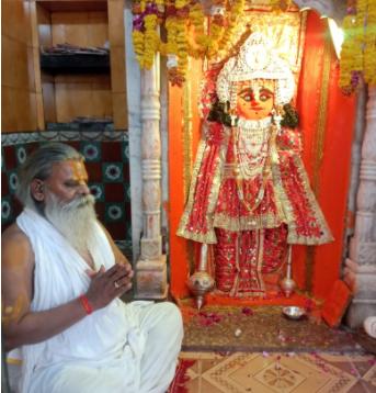 भिंड के डॉक्टर हनुमान मंदिर के महंत रामदास महाराज ने कोरोना से बचाव के लिए बताए व्यायाम के तरीके, कहा- मंत्र, जप-तप करने से बनता जीवन रक्षा कवच|भिंड,Bhind - Dainik Bhaskar