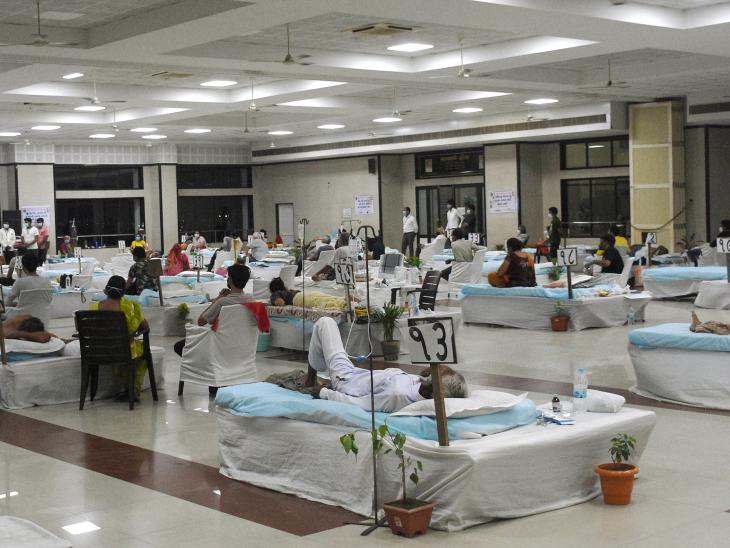 संदिग्ध मरीज भी कोविड सेंटर में भर्ती हो सकेंगे, पॉजिटिव रिपोर्ट दिखाना जरूरी नहीं|देश,National - Dainik Bhaskar