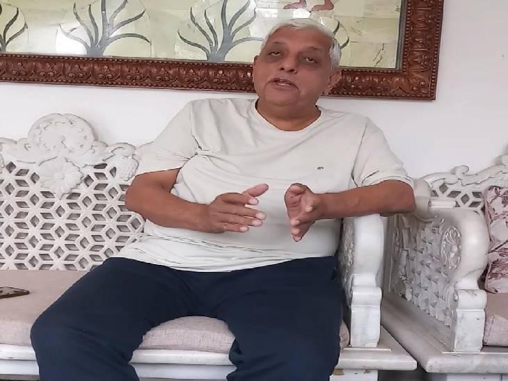 जबलपुर के पाटन से बीजेपी विधायक अजय विश्नोई ने कहा, चुनाव में हार की जबावदारी क्या टिकट बांटने वाले और चुनाव प्रभारी भी लेंगे? जबलपुर,Jabalpur - Dainik Bhaskar
