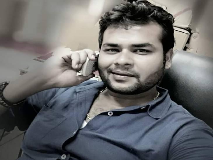 गुजरात पुलिस की गिरफ्त में आया सपन जैन।