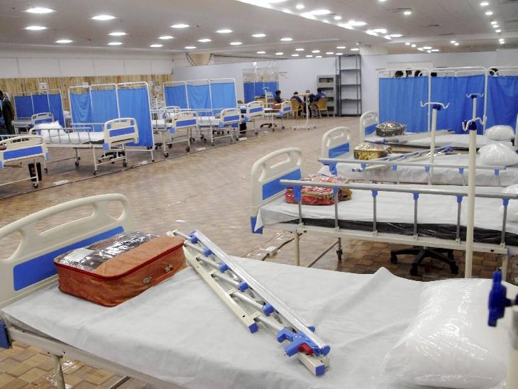 कोविड केयर सेंटर और हॉस्पिटल 2 लाख से ज्यादा का पेमेंट भी कैश ले सकेंगे, सरकार ने मंजूरी दी देश,National - Dainik Bhaskar