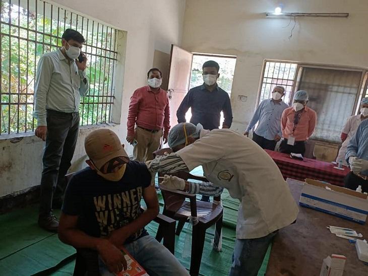 पिछले 24 घंटे में 12 हजार नए मरीज मिले, 223 की जान गई; कोविड के मुद्दे पर सरकार से बात करना चाहते हैं भाजपा नेता, CM बोले- स्वागत है|रायपुर,Raipur - Dainik Bhaskar