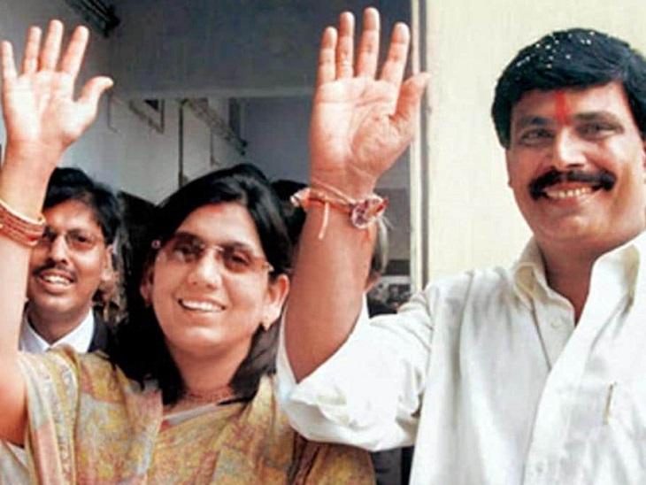 आनंद मोहन की पत्नी ने CM नीतीश को याद दिलाया वादा, RJD MLA बेटे ने कहा- कोरोना काल में 65 वर्षीय पिता को जेल में रखना अन्याय|बिहार,Bihar - Dainik Bhaskar