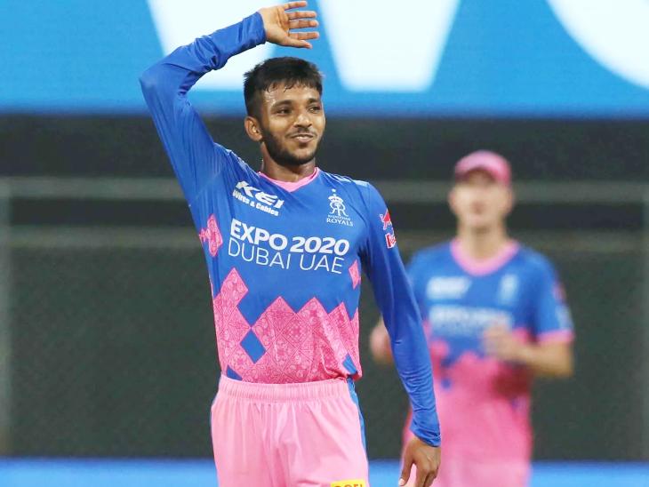 IPL से लौटते ही कोरोना से जूझ रहे पिता से मिलने पहुंचे थे, लीग से मिले रुपए भी इलाज के लिए ट्रांसफर किए|IPL 2021,IPL 2021 - Dainik Bhaskar
