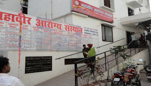 40 बेड के कोविड डेडिकेटेड हॉस्पिटल में सरकारी रेट पर होगा इलाज, असमर्थ व्यक्ति का इलाज मुफ्त|बिहार,Bihar - Dainik Bhaskar