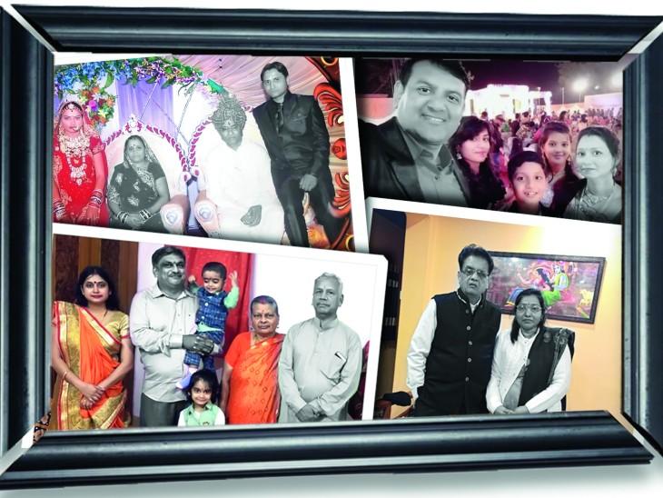 फोटो में जो ब्लैक एंड व्हाइट चेहरे हैं वे अब इस दुनिया में नहीं है। - Dainik Bhaskar