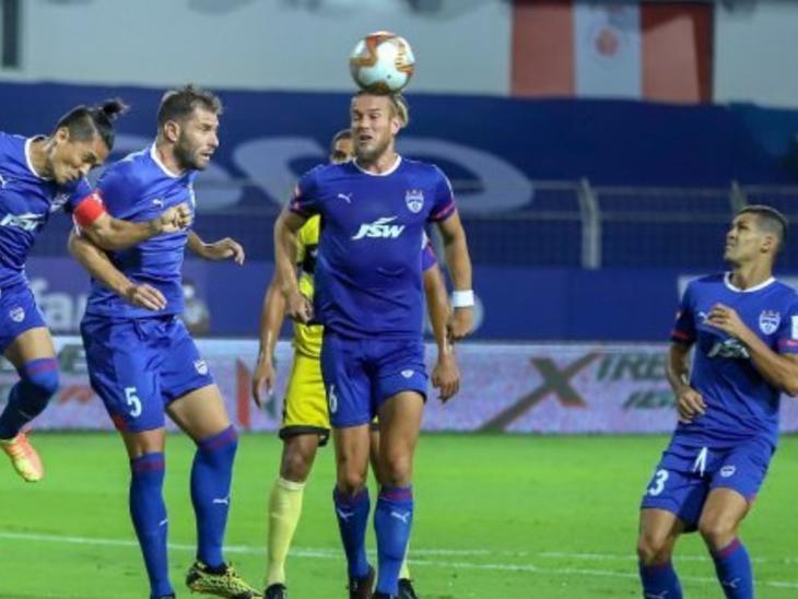 सुनील छेत्री की टीम ने नियम तोड़ा, मालदीव ने देश छोड़ने को कहा; कमरे में न रहकर बेंगलुरू एफसी के खिलाड़ी मार्केट घूम रहे थे|स्पोर्ट्स,Sports - Dainik Bhaskar