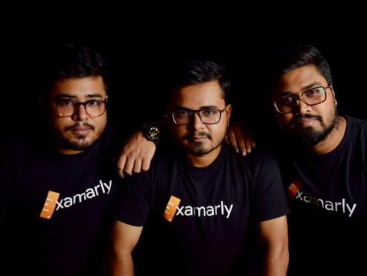 इलाहाबाद के तीन युवाओं ने UPSC और दूसरे कॉम्पटीटिव एग्जाम्स की तैयारी के लिए ऑनलाइन ऐप लॉन्च किया, पहले ही महीने 1 लाख का बिजनेस|DB ओरिजिनल,DB Original - Dainik Bhaskar