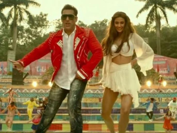 सलमान खान और दिशा पाटनी स्टारर 'राधे' का चौथा गाना 'जूम जूम' हुआ रिलीज, 13 मई को सिनेमाघरों और OTT पर आएगी फिल्म|बॉलीवुड,Bollywood - Dainik Bhaskar