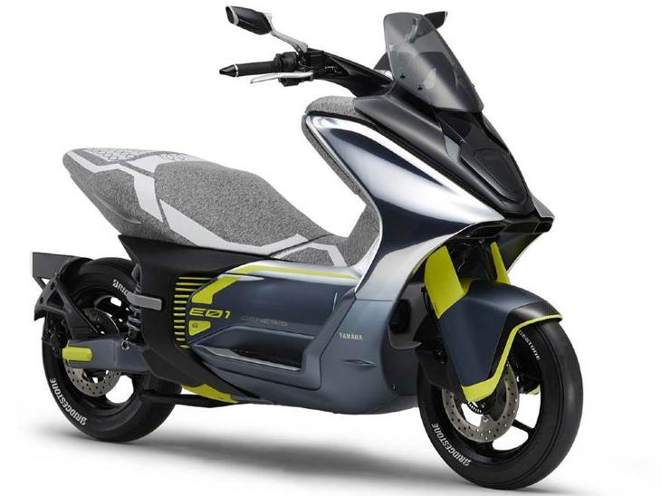 इसमें बड़े साइज की दमदार बैटरी मिलेगी, साइड से बॉक्स के जैसा दिखता है स्कूटर|टेक & ऑटो,Tech & Auto - Dainik Bhaskar