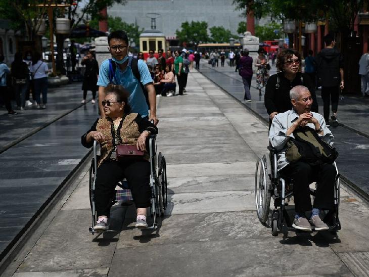 China Population | Figures for a Census conducted last year and They Worrying Beijing and Xi Jinping | चीन ने जनगणना के एक साल बाद जारी किए आंकड़े, 10 साल में घट गई जनसंख्या वृद्धि दर