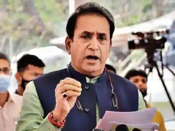 CBI के बाद ED ने अनिल देशमुख के खिलाफ मनी लॉन्ड्रिंग का केस दर्ज किया, पिछले दिनों 11 ठिकानों पर हुई थी रेड|महाराष्ट्र,Maharashtra - Dainik Bhaskar