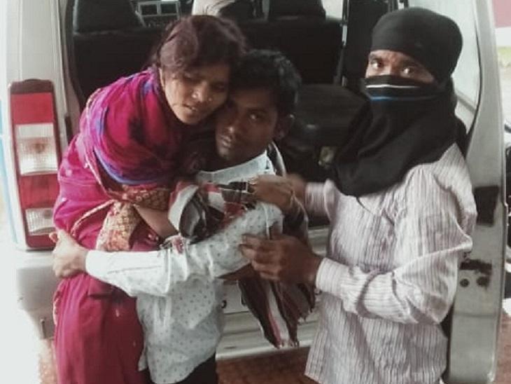 तेज आंधी में लाइट गई तो चाय बर्तन में गिरी छिपकली, पीने से बच्ची समेत 4 लोगों की हालत गंभीर|बिलासपुर,Bilaspur - Dainik Bhaskar