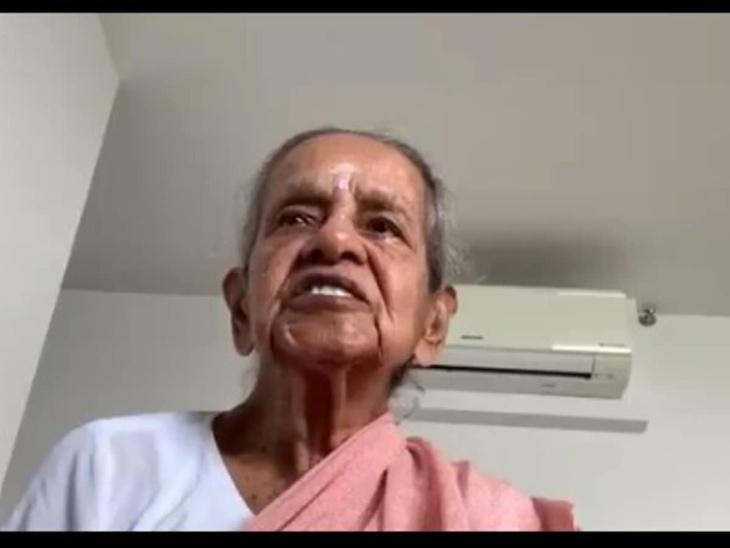 97 साल की बुजुर्ग महिला लोगों से कर रही वैक्सीन लगवाने की अपील, इसकी पहली डोज के अपने अनुभव को शेयर कर पाई सबकी तारीफ|लाइफस्टाइल,Lifestyle - Dainik Bhaskar