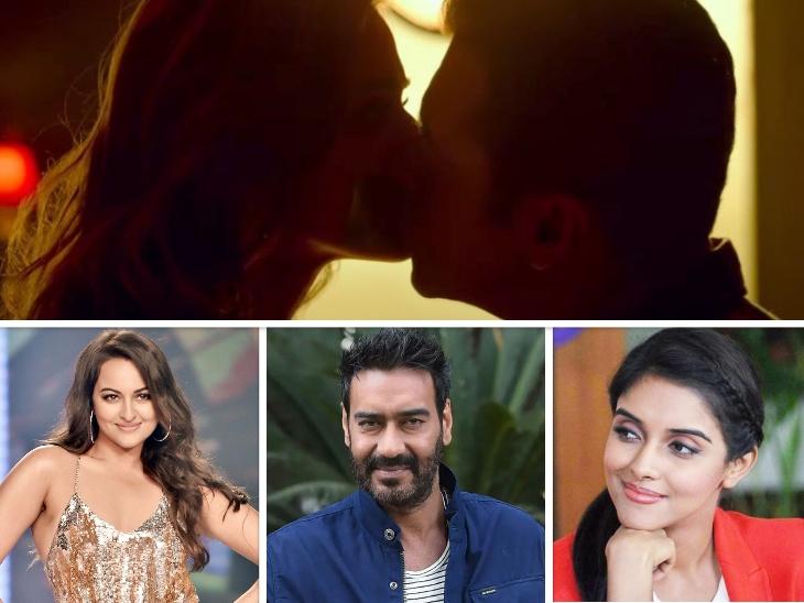'राधे' में दिशा को किस करने के लिए सलमान ने किया टेप का इस्तेमाल, ये सेलेब्स भी कर चुके हैं ऑनस्क्रीन किसिंग सीन देने से इनकार बॉलीवुड,Bollywood - Dainik Bhaskar