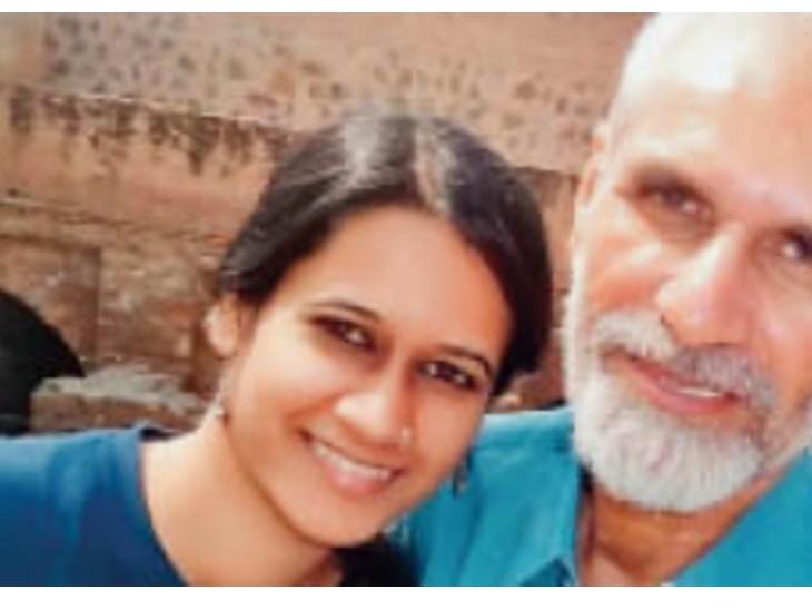 दिल्ली जेल से बेटी नताशा को मिली जमानत, डॉ. नरवाल का संस्कार आज|रोहतक,Rohtak - Dainik Bhaskar